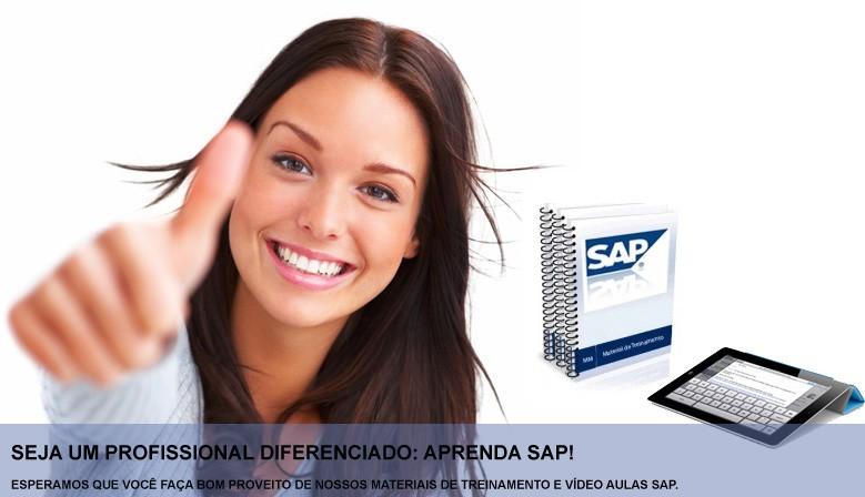 Seja um Profissional Diferenciado: Aprenda SAP!