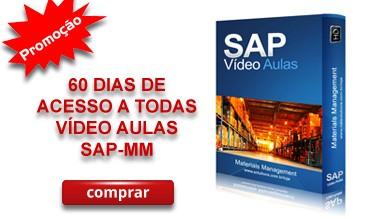 60 dias Acesso a Todas as Vídeo Aulas - SAP MM